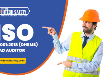 ISO 45001:2018 (OHSMS) LEAD AUDITOR