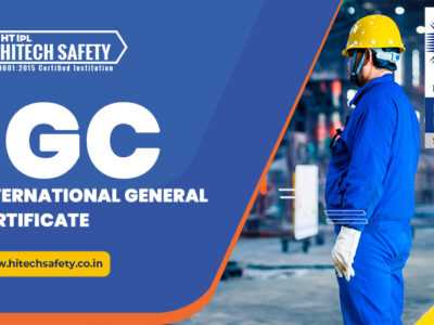 Nebosh (IGC).  NEBOSH International General Certificate in Occupational Health and Safety (New Syllabus – October 2018 specification)