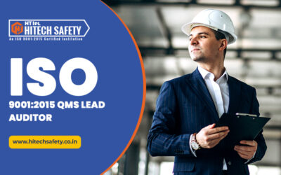 ISO 9001:2015 QMS LEAD AUDITOR